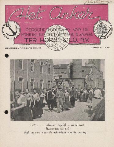 Het Anker 1956-01-01