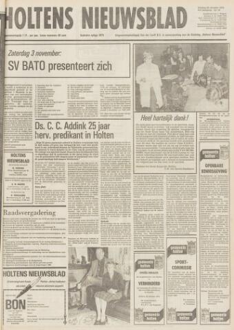 Holtens Nieuwsblad 1979-10-26