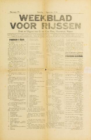 Weekblad voor Rijssen 1920-09-04