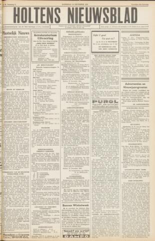 Holtens Nieuwsblad 1954-12-18
