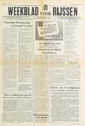 Weekblad voor Rijssen 1960-04-22