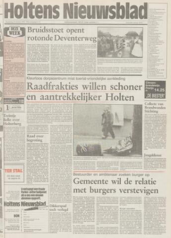 Holtens Nieuwsblad 1992-10-22
