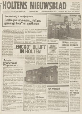 Holtens Nieuwsblad 1980-04-04