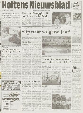 Holtens Nieuwsblad 1997-08-14