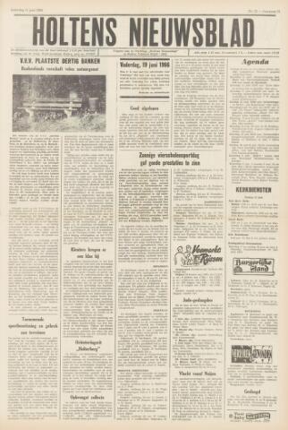 Holtens Nieuwsblad 1966-06-11