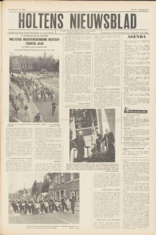 Holtens Nieuwsblad 1965-05-29