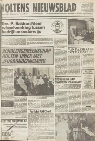 Holtens Nieuwsblad 1981-04-23
