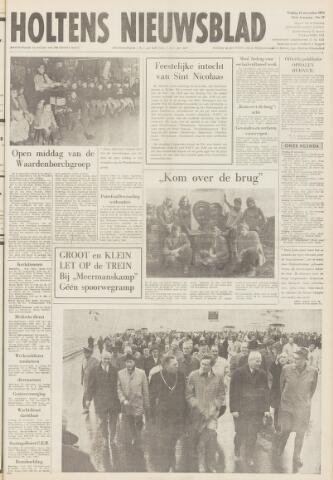 Holtens Nieuwsblad 1972-11-24