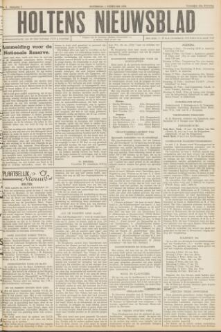 Holtens Nieuwsblad 1950-02-04