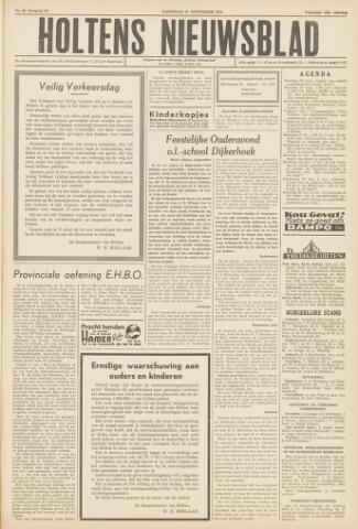 Holtens Nieuwsblad 1958-09-27