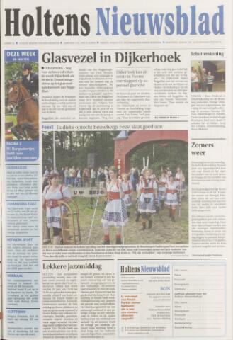 Holtens Nieuwsblad 2007-05-22