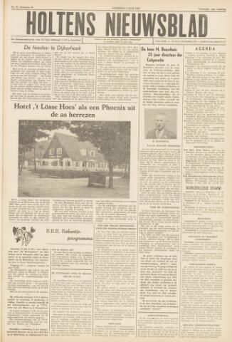Holtens Nieuwsblad 1958-07-05