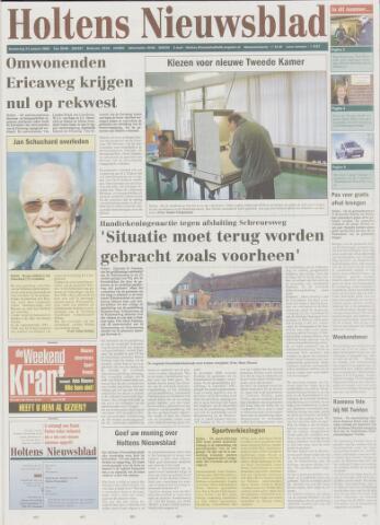 Holtens Nieuwsblad 2003-01-23