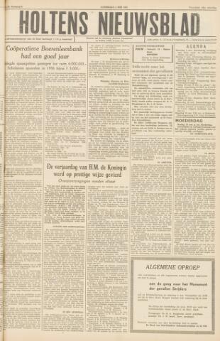 Holtens Nieuwsblad 1957-05-04