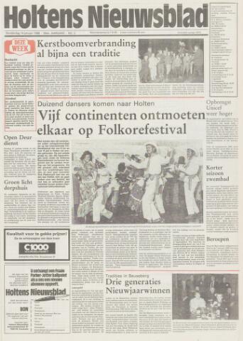 Holtens Nieuwsblad 1988-01-14