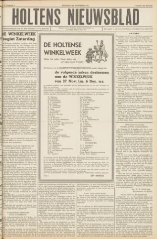 Holtens Nieuwsblad 1950-11-25