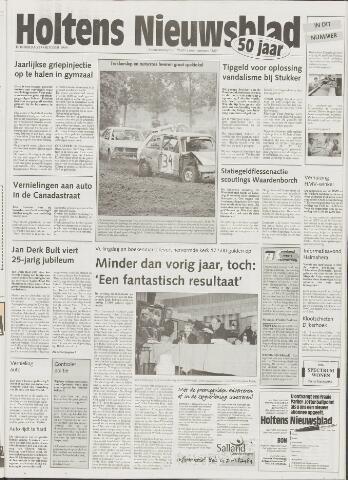 Holtens Nieuwsblad 1999-10-14