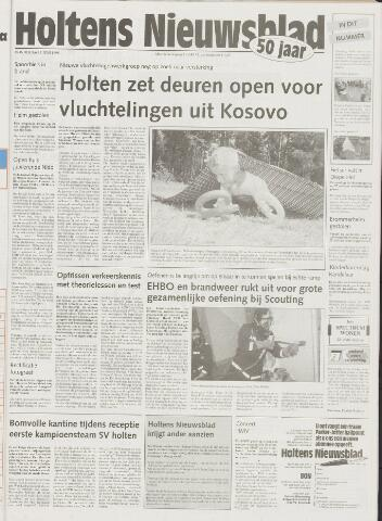 Holtens Nieuwsblad 1999-06-03