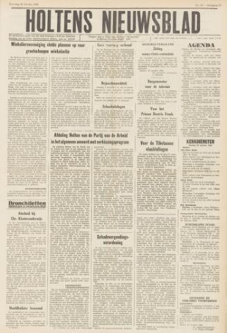 Holtens Nieuwsblad 1966-10-29