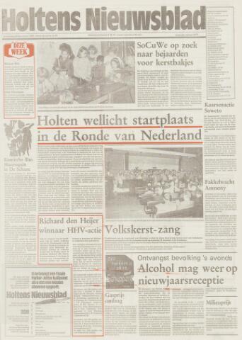 Holtens Nieuwsblad 1988-12-08