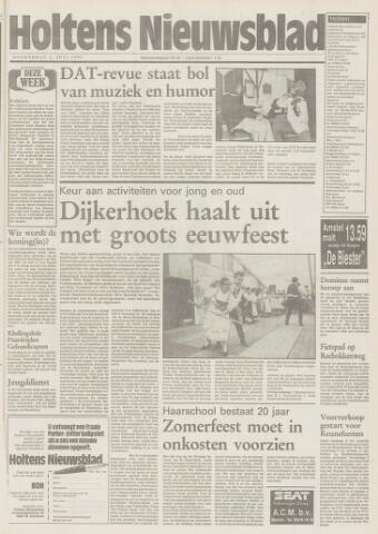 Holtens Nieuwsblad 1993-07-01