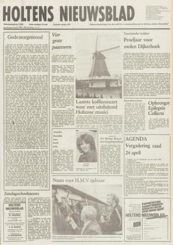 Holtens Nieuwsblad 1984-04-19