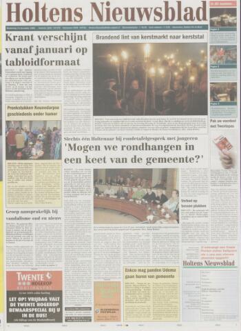 Holtens Nieuwsblad 2005-12-15