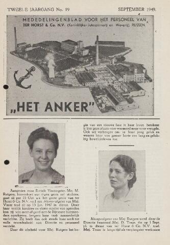 Het Anker 1949-09-01