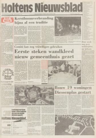 Holtens Nieuwsblad 1987-01-15