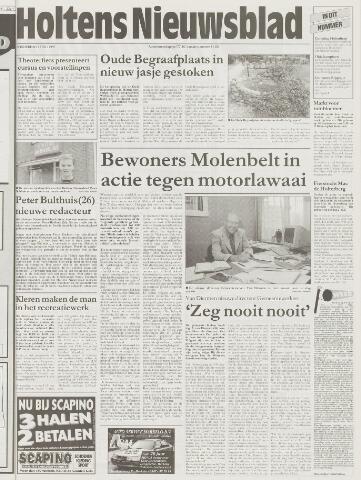 Holtens Nieuwsblad 1997-07-17