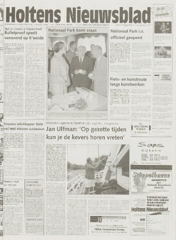 Holtens Nieuwsblad 2000-08-24