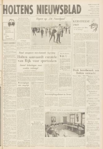 Holtens Nieuwsblad 1969-12-23