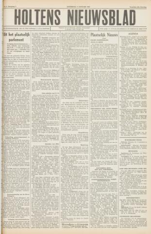 Holtens Nieuwsblad 1955-01-08