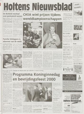 Holtens Nieuwsblad 2000-03-02