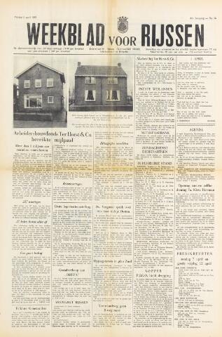 Weekblad voor Rijssen 1963-04-05