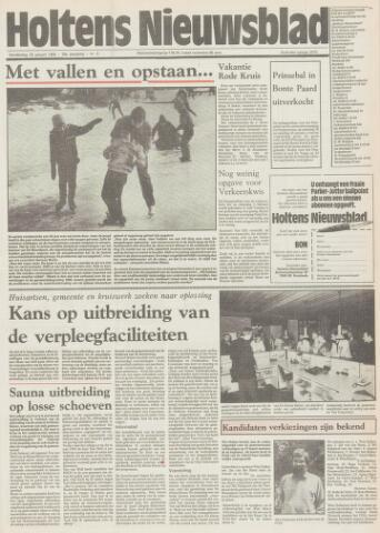 Holtens Nieuwsblad 1986-01-16