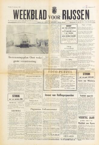 Weekblad voor Rijssen 1965-09-17