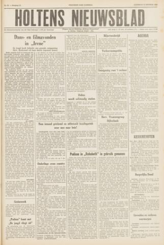Holtens Nieuwsblad 1960-10-22