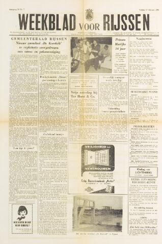 Weekblad voor Rijssen 1961-02-17
