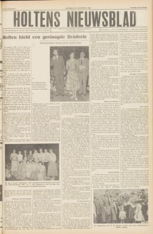 Holtens Nieuwsblad 1956-08-11