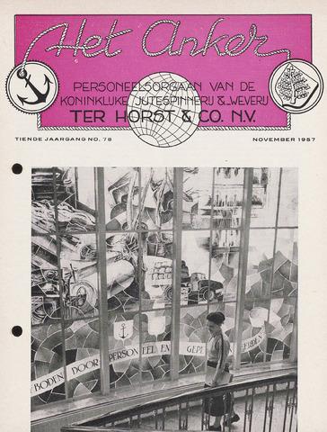 Het Anker 1957-11-01