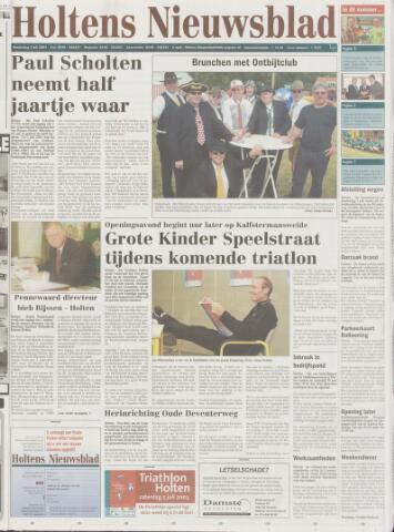 Holtens Nieuwsblad 2003-07-03