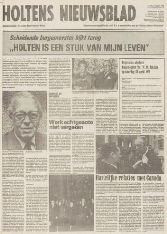 Holtens Nieuwsblad 1979-04-13