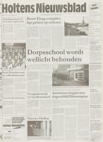 Holtens Nieuwsblad 1996-11-14