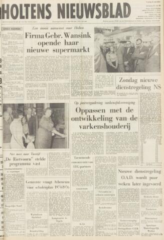 Holtens Nieuwsblad 1971-05-21