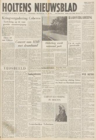 Holtens Nieuwsblad 1975-02-07