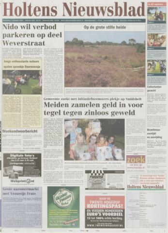 Holtens Nieuwsblad 2005-09-01
