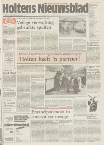 Holtens Nieuwsblad 1989-04-13