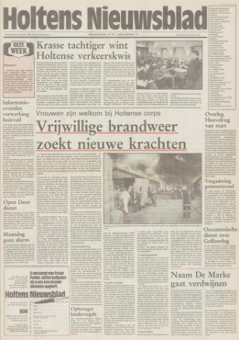 Holtens Nieuwsblad 1991-01-24