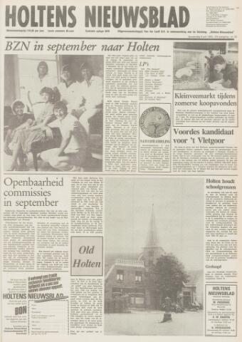 Holtens Nieuwsblad 1983-06-09